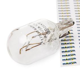 17919 Крушка с нагреваема жичка, стоп светлини / габарити от NARVA качествени части