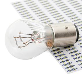 17925 Glühlampe, Blinkleuchte von NARVA Qualitäts Ersatzteile
