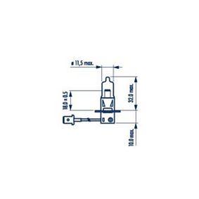NARVA Glühlampe, Fernscheinwerfer (48700) niedriger Preis