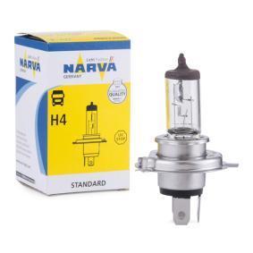 48892 Glühlampe, Fernscheinwerfer von NARVA Qualitäts Ersatzteile