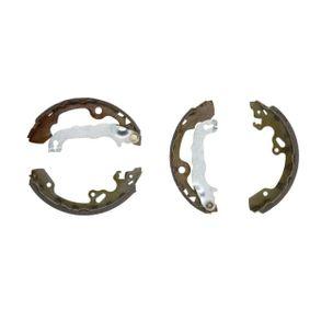 Bremsbackensatz ABE Art.No - C0G030ABE OEM: 1075549 für FORD, MAZDA kaufen