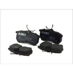 FORD FOCUS 1.8 TDCi 115 CV año de fabricación 03.2001 - cojinete, caja cojinete rueda (C2G007ABE) ABE Tienda online