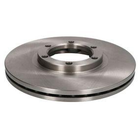 Bremsscheibe ABE Art.No - C39001ABE OEM: 8943724350 für OPEL, CHEVROLET, ISUZU, CADILLAC, PONTIAC kaufen