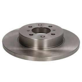 Спирачен диск ABE Art.No - C3K003ABE OEM: GBD90841 за LAND ROVER, ROVER, MG купете
