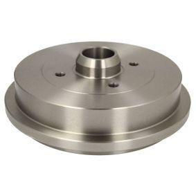 Bremstrommel ABE Art.No - C6W007ABE OEM: 1H0501615A für VW, AUDI, FORD, SKODA, SEAT kaufen
