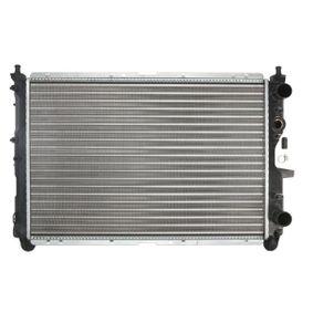 THERMOTEC Radiator engine cooling D7F017TT