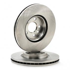 FERODO Bremsscheibe (DDF1567) niedriger Preis