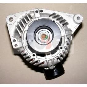 AUDI 80 2.8 quattro 174 PS ab Baujahr 09.1991 - Generator (11.0837) LAUBER Shop