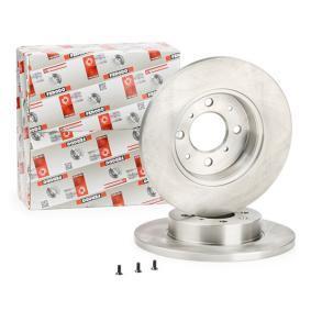 GBD90841 за LAND ROVER, ROVER, MG, Спирачен диск FERODO (DDF872) Онлайн магазин