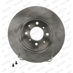 FERODO Спирачен диск (DDF872) на ниска цена