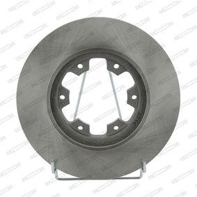 Bremsscheibe FERODO Art.No - DDF464 kaufen