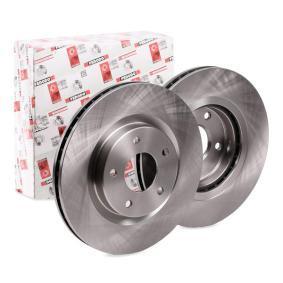 40206JD00B für NISSAN, INFINITI, Bremsscheibe FERODO (DDF1589) Online-Shop