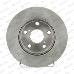 Disque de frein FERODO Art.No - DDF1668 récuperer