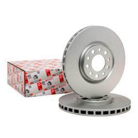 51760621 für MERCEDES-BENZ, FIAT, ALFA ROMEO, Bremsscheibe FERODO (DDF1449) Online-Shop