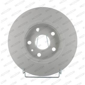 Bremsscheibe FERODO Art.No - DDF1721C kaufen