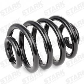 STARK SKCS-0040002 Fahrwerksfeder OEM - 701511105C VW, VAG günstig