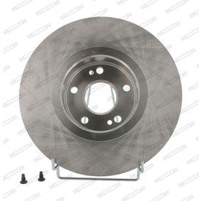 FERODO Bremsscheibe (DDF1205) niedriger Preis
