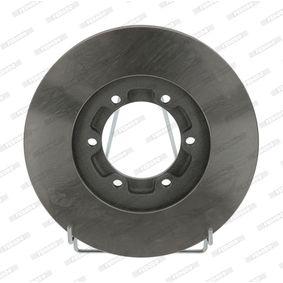 Bremsscheibe FERODO Art.No - DDF385 OEM: 8943724350 für OPEL, CHEVROLET, ISUZU, CADILLAC, PONTIAC kaufen
