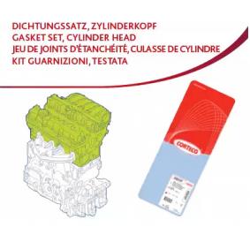 Комплект гарнитури цилиндрова глава 418249P CORTECO