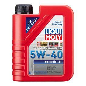 OPEL MOVANO LIQUI MOLY Motoröl 1305 Online Geschäft