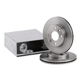 CLIO II (BB0/1/2_, CB0/1/2_) LPR Bremsscheiben R1111V