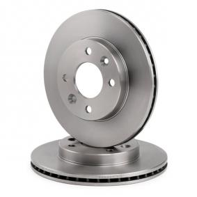 LPR RENAULT CLIO Bremsscheiben (R1111V)
