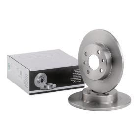 PANDA (169) LPR Evaporator air conditioning F2081P