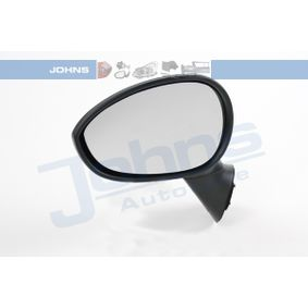 JOHNS Specchio esterno 30 03 37-0