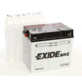 EXIDE EXIDE Starterbatterie | 12V / 30Ah Y60-N30-A in Original Qualität