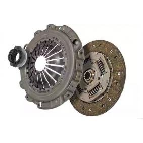 Kupplungssatz LuK Art.No - 622 2400 00 OEM: 02A141165M für VW, AUDI, SKODA, SEAT kaufen