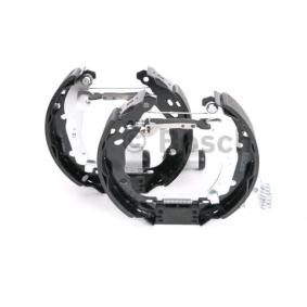 Bremsensatz, Trommelbremse BOSCH Art.No - 0 204 114 152 OEM: 7701207179 für FORD, RENAULT, DACIA, SANTANA, RENAULT TRUCKS kaufen