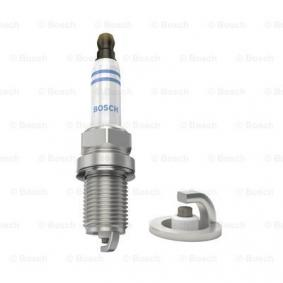 BOSCH Запалителна свещ A0041593003 за MERCEDES-BENZ, SMART, STEYR, MAYBACH купете