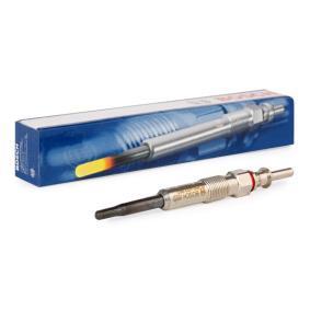 BOSCH Vela de incandescência PIN Vela de pré-aquecimento GSK2, GLP070 conhecimento especializado