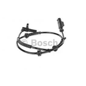 BOSCH Sensor, Raddrehzahl (0 265 008 089) niedriger Preis