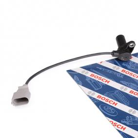 BOSCH Motorelektrik 0 261 210 261 für AUDI Q7 3.0 TDI 240 PS kaufen