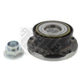 MAPCO Juego de cojinete de rueda eje trasero ambos lados 26024 en calidad original