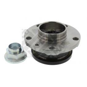 MAPCO Juego de cojinete de rueda eje trasero ambos lados 4043605101808 evaluación