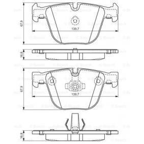 Junta de Valvula EGR Art. No: 0 986 494 294 fabricante BOSCH para BMW X5 a buen precio