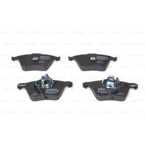 BOSCH Pedals und Pedalbelag 0 986 494 283 für AUDI A6 2.4 136 PS kaufen