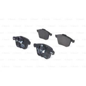 AUDI A6 (4B2, C5) BOSCH Pedals und Pedalbelag 0 986 494 283 bestellen