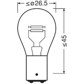 Крушка с нагреваема жичка, мигачи 7537TSP онлайн магазин