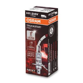64155TSP Glühlampe, Fernscheinwerfer von OSRAM Qualitäts Ersatzteile