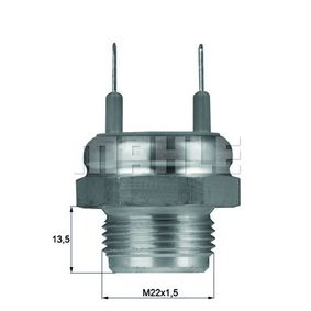 BEHR THERMOT-TRONIK Thermostat, coolant (TM 13 97) at low price
