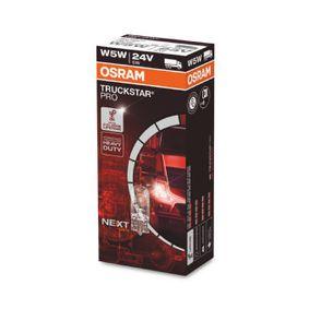 2845TSP Glühlampe, Blinkleuchte von OSRAM Qualitäts Ersatzteile
