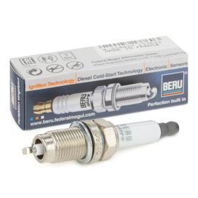 224012F200 за NISSAN, Запалителна свещ BERU (Z272) Онлайн магазин