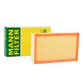 Luftfilter MANN-FILTER Art.No - C 30 005 OEM: 5Q0129620D für VW, AUDI, SKODA, SEAT, PORSCHE kaufen
