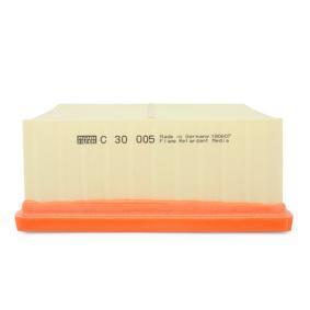MANN-FILTER C 30 005 Luftfilter OEM - 5Q0129620D AUDI, PORSCHE, SEAT, SKODA, VW, VAG, WEHRLE&S, CUPRA günstig