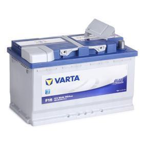 61216913741 für BMW, Starterbatterie VARTA (5804000743132) Online-Shop