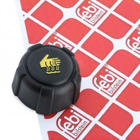 CLIO II (BB0/1/2_, CB0/1/2_) FEBI BILSTEIN Deckel Kühlmittelbehälter 22085