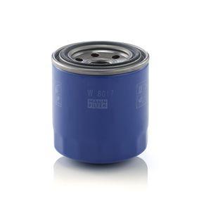 MANN-FILTER KIA CARENS Cristal de espejo retrovisor (W 8017)